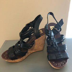 Dolce Vita Gladiator Wedges